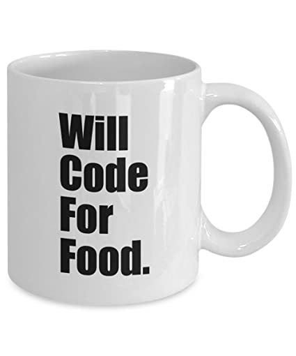 Image result for will code for food