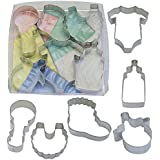 BABY 6 PC Cookie Cutter Set