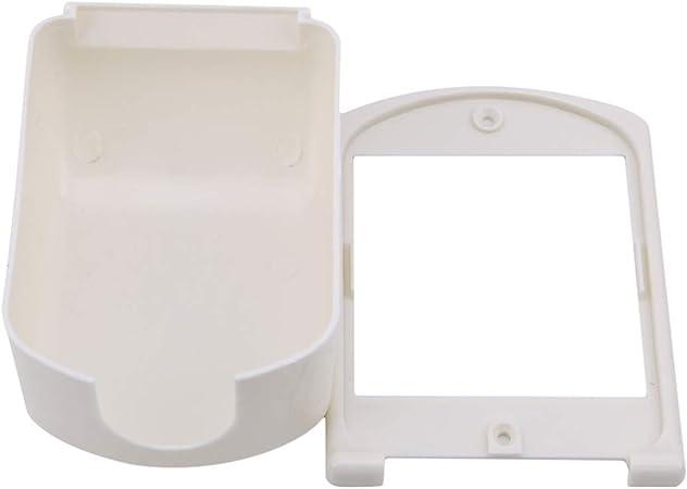 Essencedelight Cubierta de Salida Caja de luz Interruptor Protector Resistente a la Intemperie Receptáculo Cubierta Interruptor de alimentación calcomanía Tapas para niños Seguro: Amazon.es: Hogar