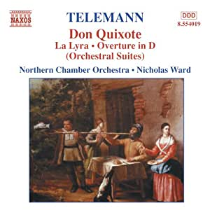 Don Quixote Suite / Overture D Minor / Suite E Flt