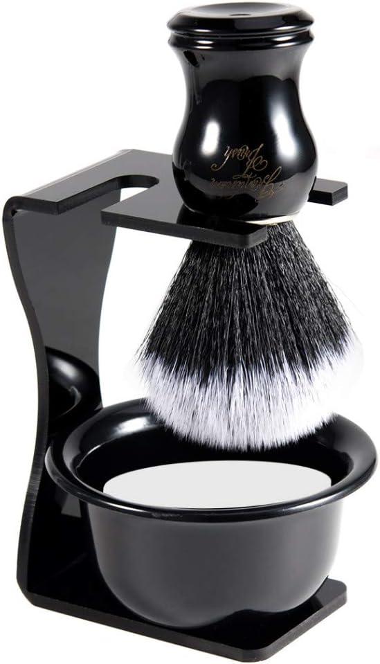 Cepillo De Barba Brocha De Afeitar Cepillo De Afeitar Conjunto ...