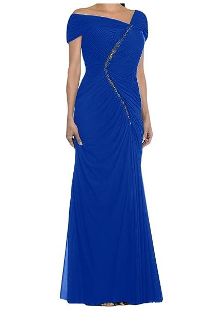 Toscana novia por la noche vestidos de gasa asimétrica elegante novia de madre a bola de largo vestidos de fiesta: Amazon.es: Ropa y accesorios