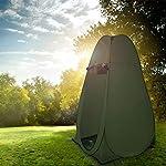 WolfWise-Tenda-ad-Apertura-Istantanea-Pop-Up-Campeggio-Spiaggia-Bagno-Spogliatoio-Doccia-Riparo-Privato-allAperto-Verde