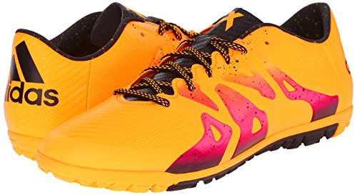 Pictures of adidas Men's X 15.3 TF-M Yellow D(M) US 4