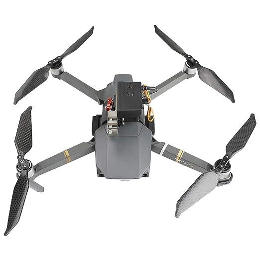 LYXMY Drone Clip Drop Transporte de Emergencia Ayuda RC Juguete ...