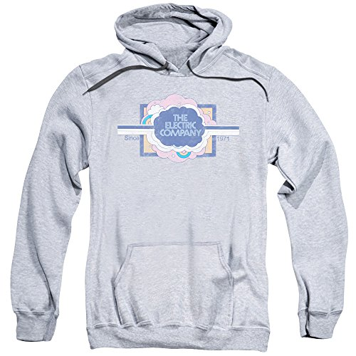 Electric Company - Since 1971 Adult Pull-Over Hoodie