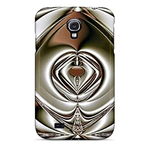Silver Case Compatible With Galaxy S4/ Hot Protection Case