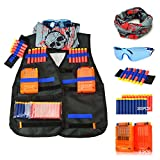 (US) Tactical Vest Kit for Nerf Guns N-Strike Elite Series
