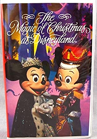 Christmas Minnie Mouse Disneyland.Amazon Com The Magic Of Christmas At Disneyland Mickey