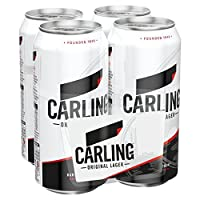 Carling Cans 4 x 440ml