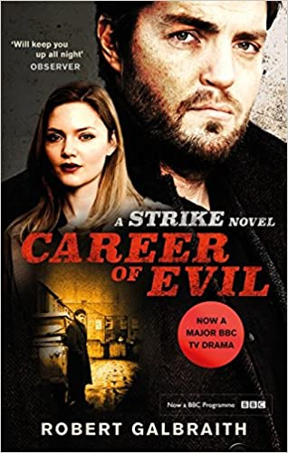 Image result for strike career of evil dvd