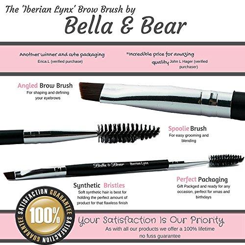 Buy brush for eyebrow pomade
