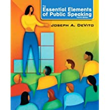 Books by joseph a devito essential elements of public speaking the with myspeechlab with etext access card package 4th edition jul 27 2011 fandeluxe Image collections