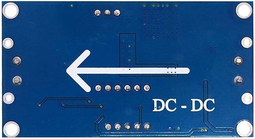 LM2596s Buck DC to DC Step Down Power Converter Module 36V 24V 12V to 5V 2A Voltage Regulator Stabilizer with LED Display