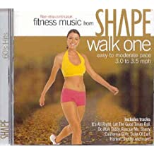 Shape Fitness Music: Walk, Vol. 1: Easy To Moderate Pace 60's Hits