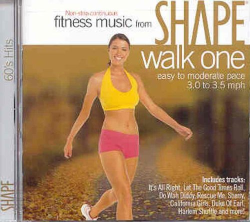 - Shape Fitness Music: Walk 1 60's Hits