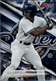 2016 Bowman's Best Top Prospects #TP-21 Corey Ray Milwaukee Brewers Baseball Card in Protective Screwdown Display Case