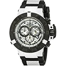 """Invicta Men's 0933 """"Anatomic Subaqua Collection"""" Stainless Steel Watch with Two-Tone Band"""