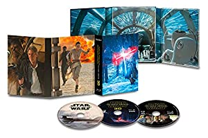 Star Wars: The Force Awakens Collector's Edition [Blu-ray 3D] [Region Free] by Walt Disney Studios Home Entertainment