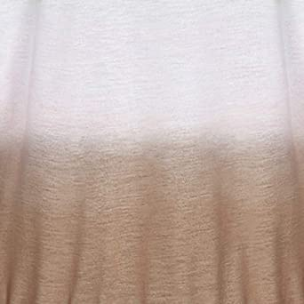 DayToy Women's Tops Gradient Letter Rainbow Print Sweatshirt with Thumb Hole Long Sleeve Color Block Crewneck T-Shirt Jacket