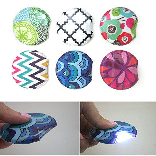 Portable Flashlight Wallet Purse Pocket