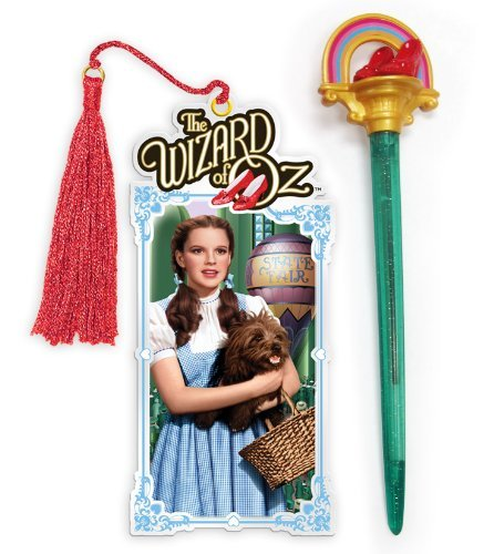 The WIZARD of Oz - DOROTHY Pen and Bookmark