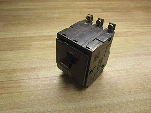 SQUARE D BY SCHNEIDER ELECTRIC QOB340 MINIATURE CIRCUIT BREAKER, 240V, 40A