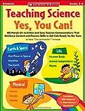 Teaching Science - Yes, You Can!, Steve Tomecek and Stephen M. Tomecek, 0439813123