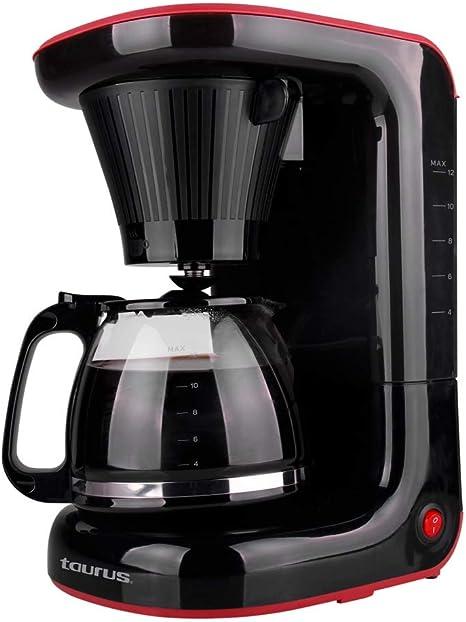 Taurus Tutto Aroma Control /920.083 - Máquina de café: Amazon.es ...
