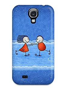 Galaxy S4 Case Bumper Tpu Skin Cover For Humor Cartoon Accessories