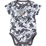 Gerber Baby Boys New Orleans Saints Camo Bodysuit