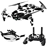 MightySkins Skin For DJI Max Coverage - Cow Print | Protective, Durable, and Unique Vinyl Decal wrap cover | Easy To Apply, Remove, and Change Styles | Made in the USA