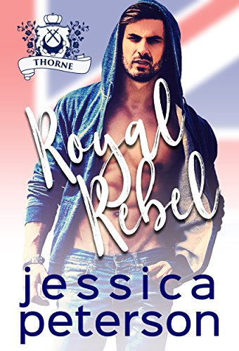Royal Rebel: An Enemies-to-Lovers Romance (Flings With Kings Book 2) cover