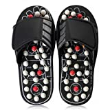 Massage Orthotic Reflexology Sandals with Acupressure Knobs