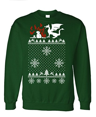 Host Your Own Dragon Ugly Holiday Sweater Party