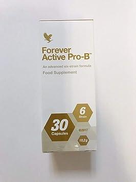 Forever Active Probiotico: Amazon.es: Salud y cuidado personal