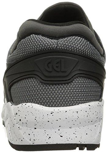 Asics Heren Gel-kayano Trainer Evo Fashion Sneaker Grijs / Zwart