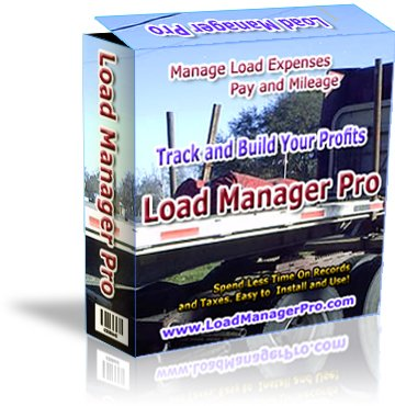Load Manager Pro Software For Trucking Business