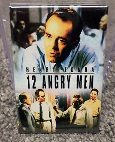 12 Angry Men Fonda Movie Poster MAGNET 2