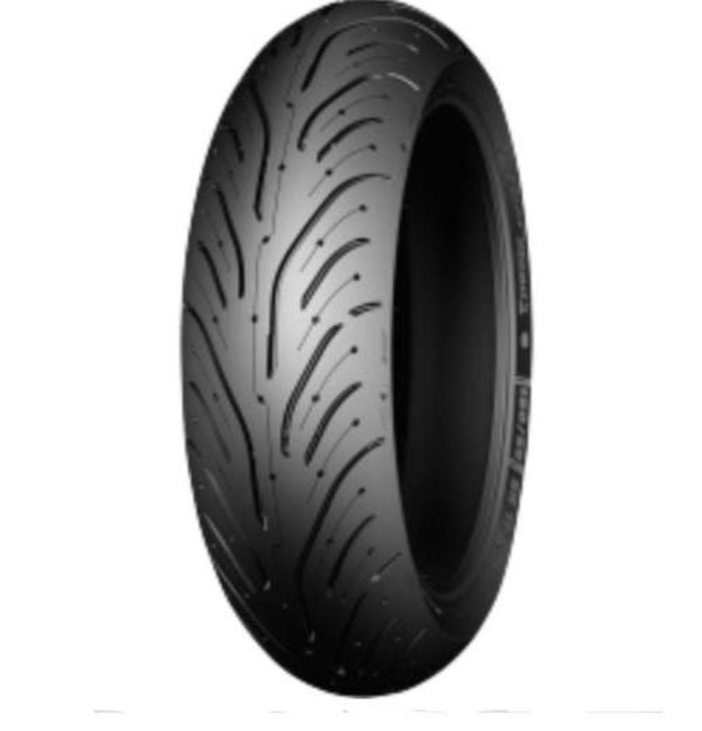 Michelin Pilot Road 4 Touring Radial Tire - 180/55R17 73W 95800
