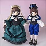 Suiseiseki Rozen Maiden Mini Doll Series by Milestones