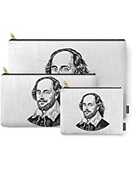 Society6 Shakespeare Carry-All Pouch