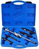 ATP Blind Inner Bearing Puller Slide Hammer Set Hole Remover Extractor Set 5PCS