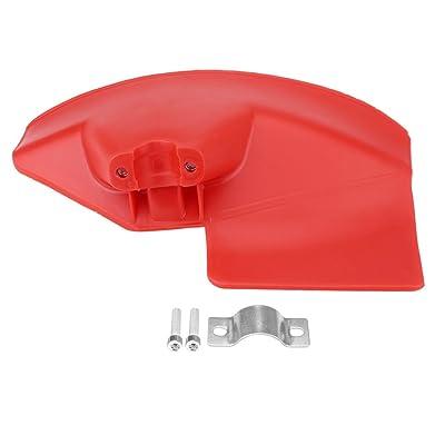 Asixx Brushcutter Guard, 1pc Brushcutter Shield 24 26 28mm Dia. Shaft: Garden & Outdoor