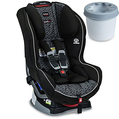Britax Systems Boulevard G4.1 Convertible Car Seat with Cup Holder - Fusion