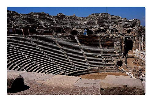 (23.6 x 15.7 Inch) - Amphitheater The Ruins of The Side Monument Theatre ()
