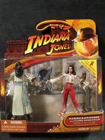 Indiana Jones - Playset Indiana Jones (Mattel): Amazon.es: Juguetes y juegos