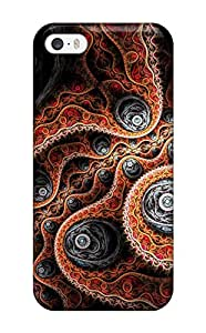 Defender Case For Iphone 5/5s, Fractal Abstract Other Pattern