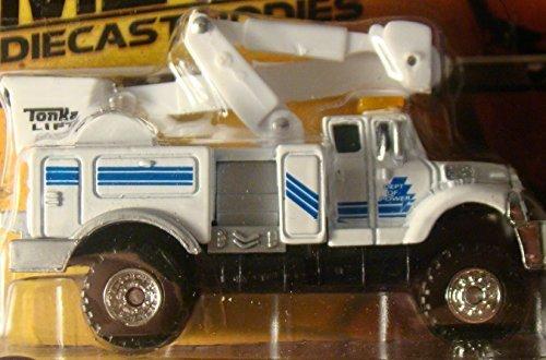 Tonka Metal Diecast Bodies City Defenders SKY LIFT Cherry Picker by Tonka (Tonka Remote Control Car)