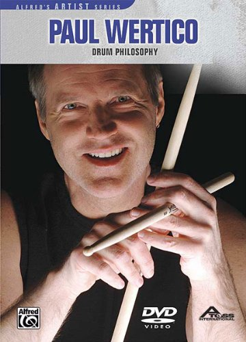 DVD : Paul Wertico - Drum Philosophy (DVD)